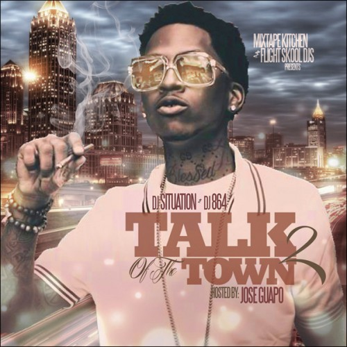 K Camp Turn Up For A Check Talk Of The Town 2  Hosted By